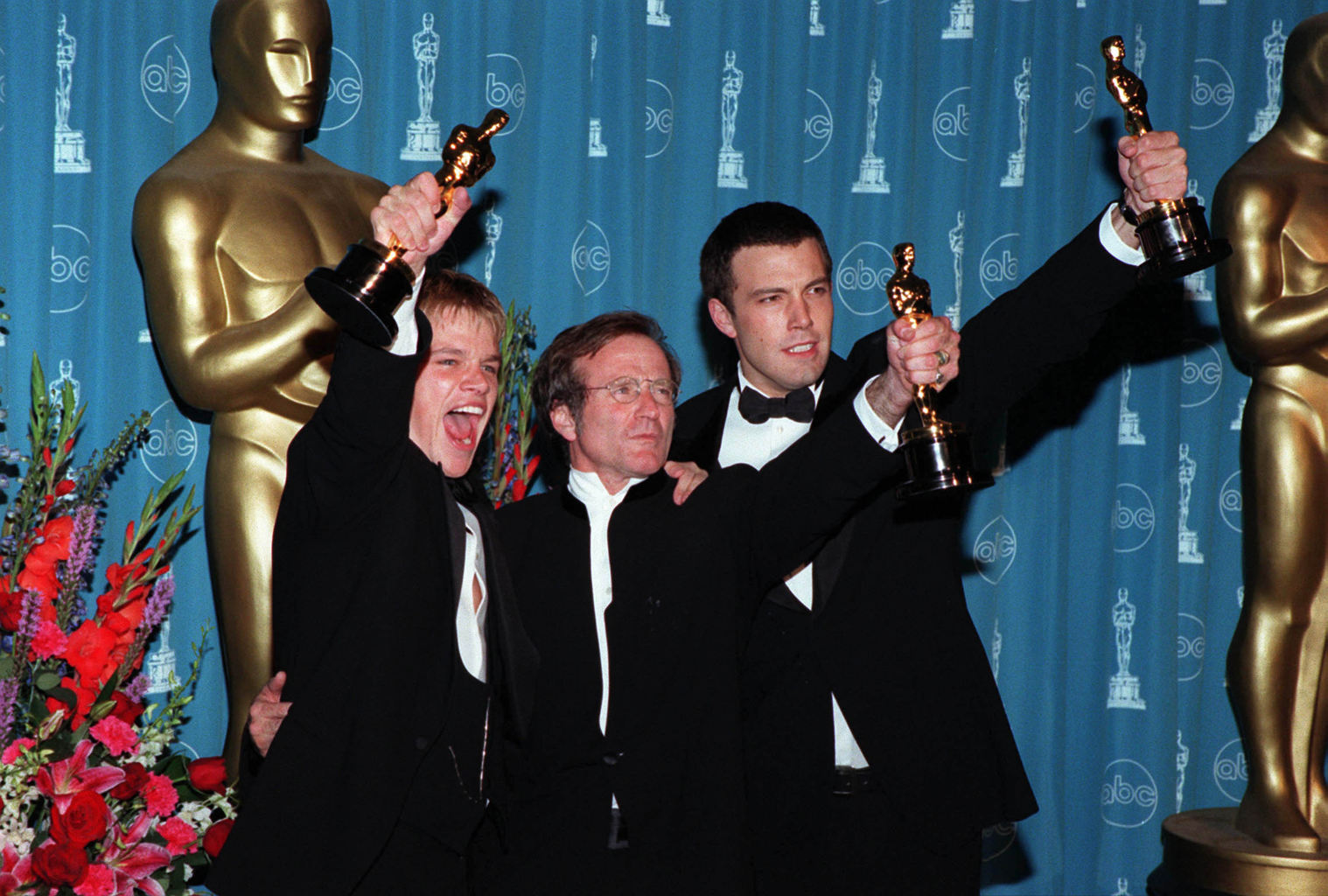 Robin Williams Ganador del Oscar 1998