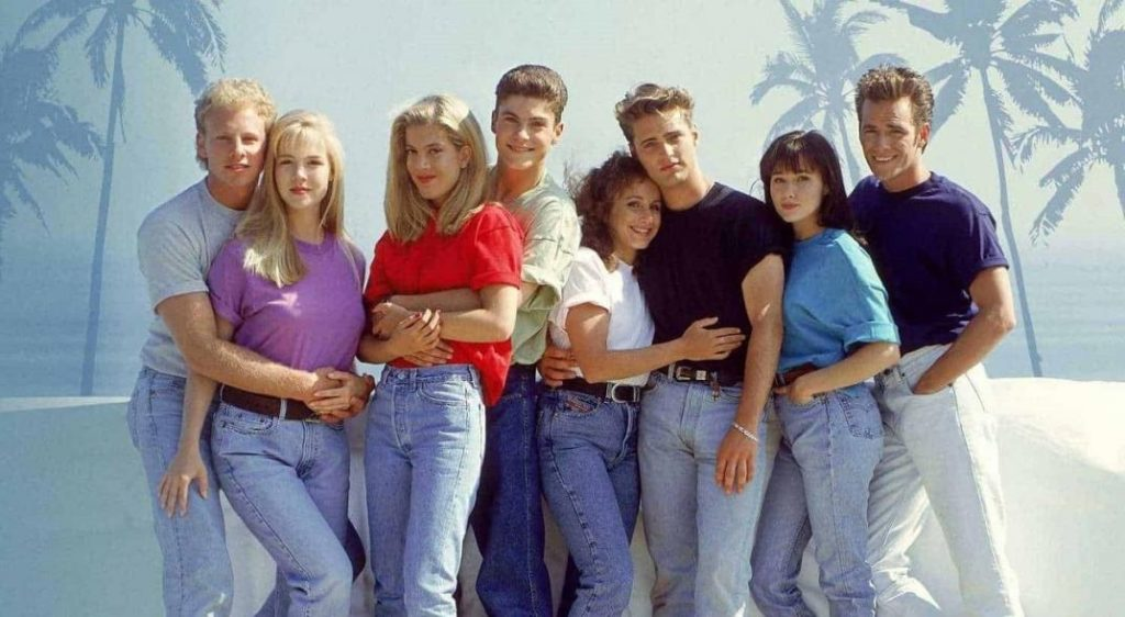 Beverly Hills 90210 serie