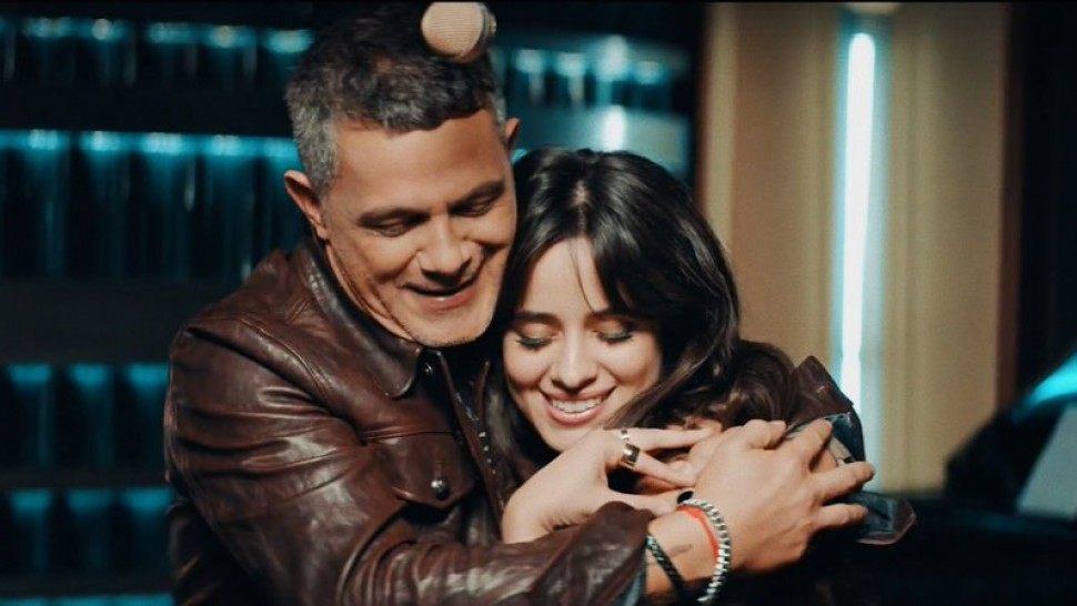 Alejandro Sanz y Camila Cabello