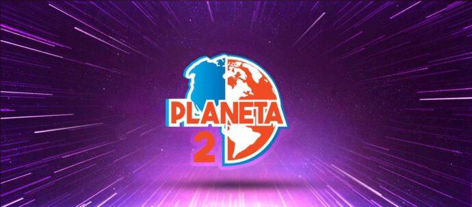 Planeta 2 Turquesa Pop Cancún